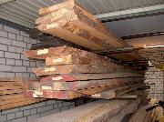 Holzvorrat Schreinerei Hampel