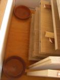 Schreinerei Hampel Räucherkammer innen