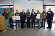 Preisverleihung Top-Ausbildungsbetrieb 2010